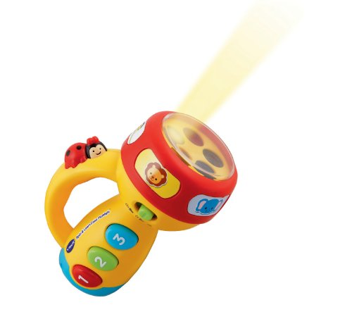 Vtech Spin and Learn linterna de color