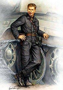 Trumpeter - Individual WWII Soviet Army Tank Crew