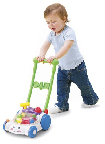 Fisher-Price Laugh & Learn Learning Mower at Sears.com