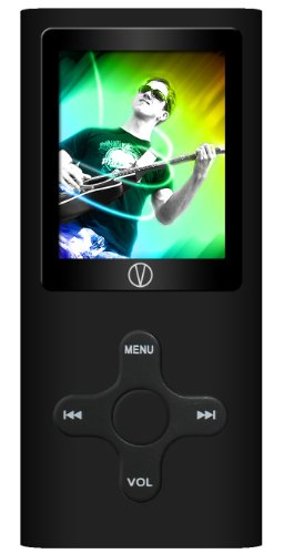 Daze G4 4GB MP3/MP4 Black