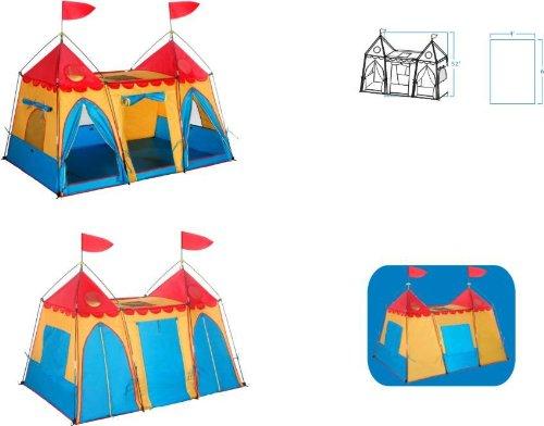 This indoor play tents ...  sc 1 st  kids Indoor Tents & Gigatent Fantasy Palace Indoor Play Tents - kids Indoor Tents