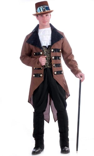 Steampunk Jack Complete Costume