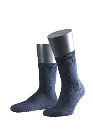 FALKE Unisex-Socken 16500 Homepads, Gr. 35/ 38 Blau (marine 6120)