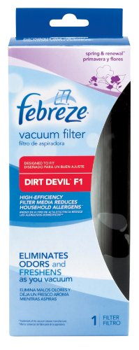 Febreze Dirt Devil Style F1 Replacement Vacuum Filter