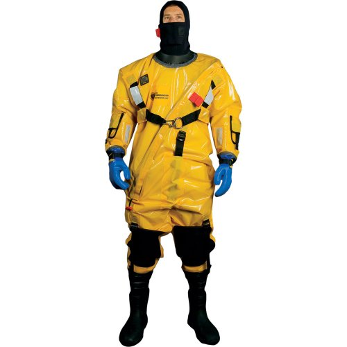 Mustang Survival Corp Ice Commander Suit Pro, Gold