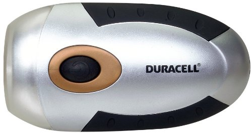 Duracell 60-060 Smart Power Self Powered Led V2 Flashlight