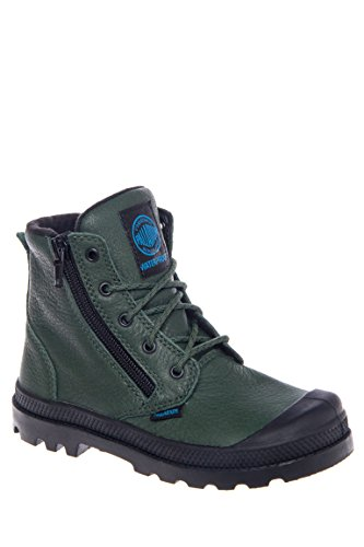Boys' Pampa Hi Leather Gusset Boot