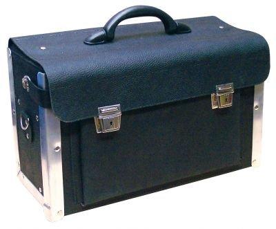 Werkzeugtasche-Leder