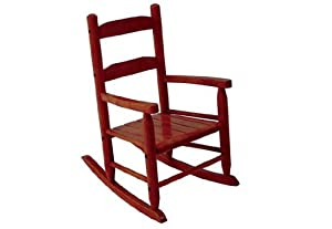 2-Slat Rocker Cherry