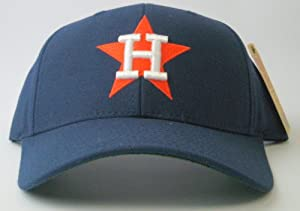 Houston Astros American Needle Cooperstown 500 Retro 1971 Leather Backstrap Cap by American Needle