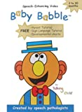 DVD - Baby Babble - Speech-Enhancing DVD for Babies and Toddlers