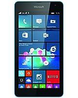 Microsoft Lumia 535 Smartphone débloqué 3G (Ecran: 5 pouces - 8 Go - Double SIM - Windows Phone 8.1) Bleu