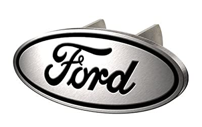 Plasticolor 002236 Ford Oval Hitch Cover