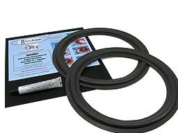 Pioneer Speaker Foam Edge Repair Replacement Kit, 12\