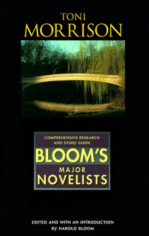 Toni Morrison (Bloom's Major Novelists)