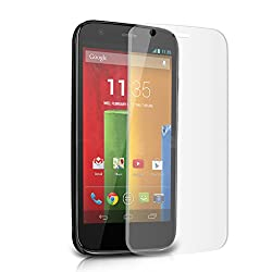 Vphone Enterprises Premium Tempered glass Screen Guard for Motorola Moto G3 3rd Generation
