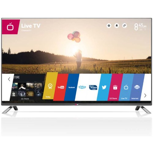 "Lg 42Lb6300 42"" Class Full Hd 1080P Led Smart Hdtv, Webos, Mci 600, Built-In Wi-Fi, 3 Hdmi/3 Usb2.0, 20W Audio Output"