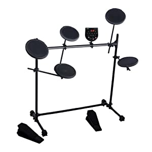 ION Audio Sound Session Complete Electronic Drum Set