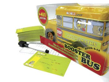 Mcwiz Junior Booster Bus the Bus of Knowledge in Math Game - 1