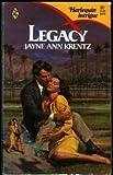 Legacy (0373220103) by Jayne Ann Krentz