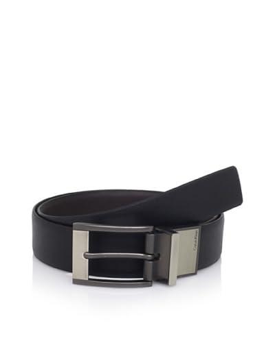 Calvin Klein Men's Reversible Logo Belt