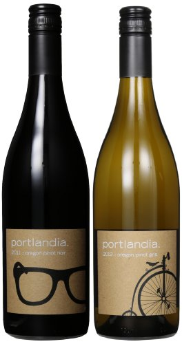 Portlandia Pinot Mixed Pack, 2 X 750 Ml
