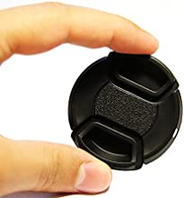 Lens Cap Cover Keeper Protector for Canon EF-S 15-85mm f35-56 IS USM Lens