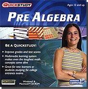 QuickStudy Pre-Algebra