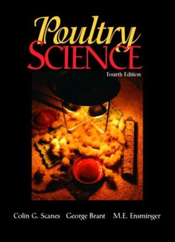Poultry Science (4th Edition)
