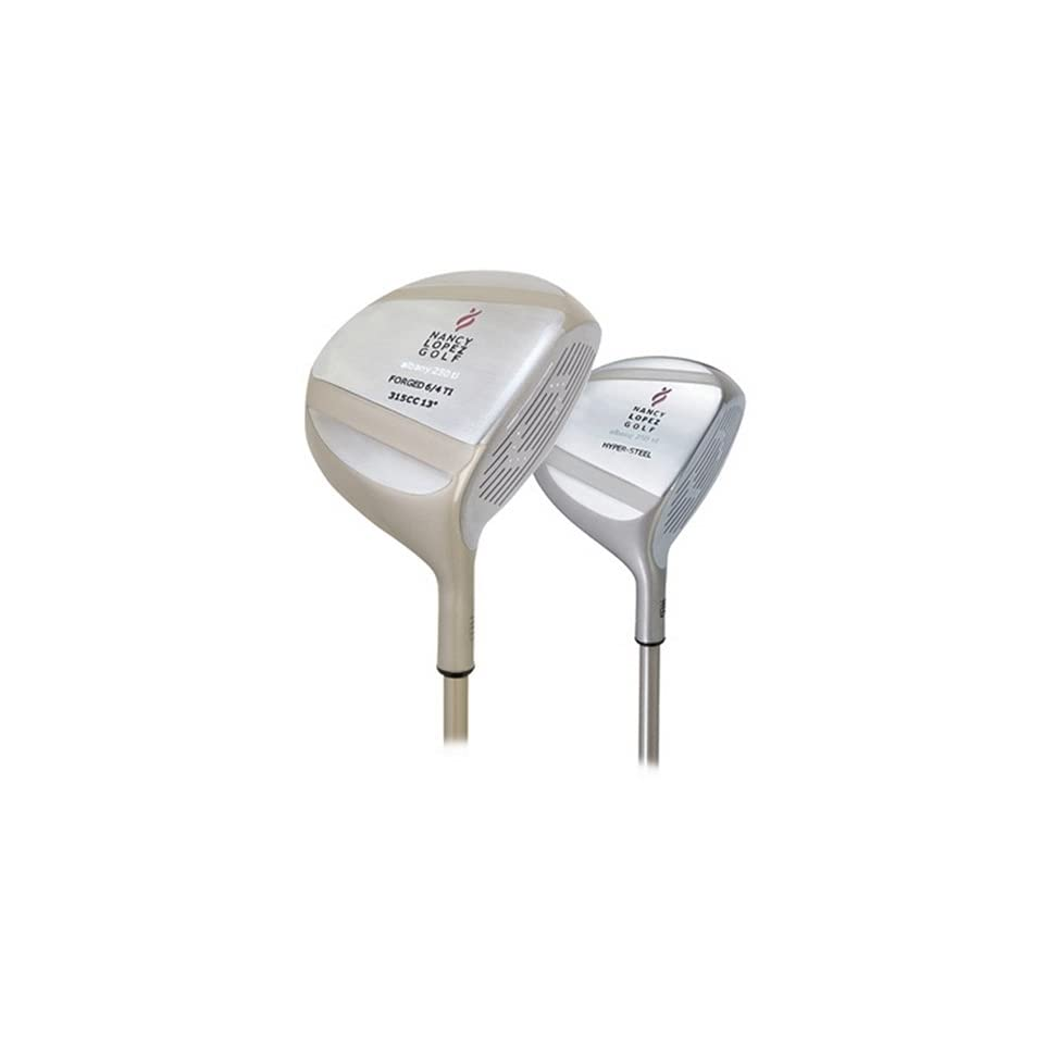 8d503a3e Nancy Lopez Golf Albany 250 St 1 3 5 Woods (Ladies Standard, Small ...