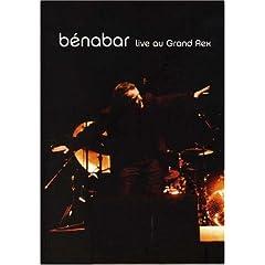 Bénabar : Live au Grand Rex - DVD