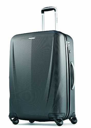 Samsonite Luggage Silhouette Sphere 30 Inch Spinner, Black, One Size best seller