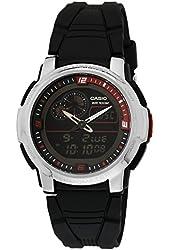 Casio Sports Black Watch AQF102W-1B