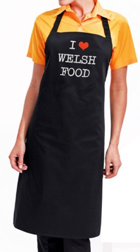 Welsh Food apron