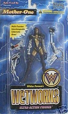 Buy Low Price McFarlane Wetworks – Mother One Figure (B000FXWR8U)