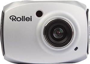 """Rollei Racy 40241 Appareil Photo Full HD Ecran tactile LCD 2,4"""" (6,1 cm) 5 Mpix Zoom numérique 4x Argent"""