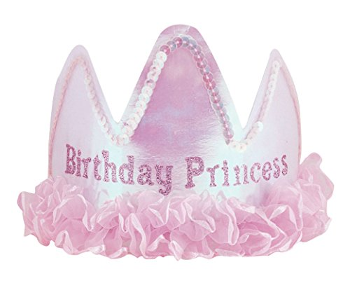 Birthday Princess Tiara 1/Pkg-