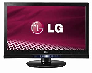 LG W2363D-PF 23-Inch Class Widescreen 3D LCD Monitor, Gloss Black