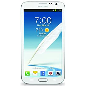 Samsung Galaxy Note II, White (Sprint)