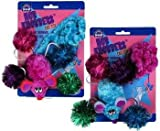 MOUSE HOB KNOBBERS CARDED CAT TOY