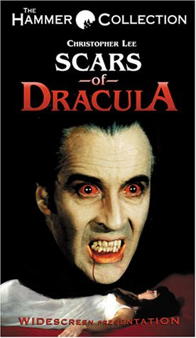 Scars of Dracula (Ws) [VHS] [Import]