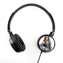 buy Final Fantasy X2 1Fxf001 Lenne Earphone Headphone Fashion Cartoon Stereo Sound