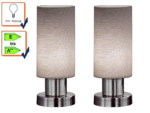 Honsel-Tischleuchte-im-2er-Set-mit-grau-gewischtem-Glas-Fu-Nickel-matt-CICLO-TILA-57401-Set2
