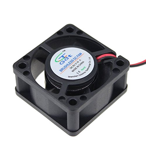 Generic Gdt Dc 5V 40Mm X 40Mm X 20Mm Small Brushless Cooling Fan