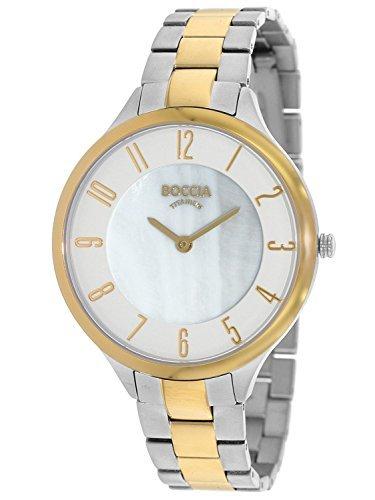 Boccia Titanium Ladies Watch 3240-05