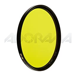 B + W 86mm #022 Glass Filter - Medium Yellow #8