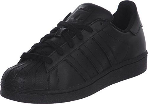 Adidas Superstar Foundation J Schuhe core black-core black-core black - 36 2/3