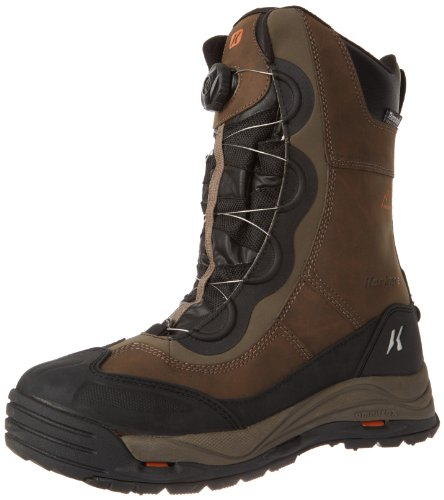Korkers Footwear Men's IceJack BOA Snow Boot
