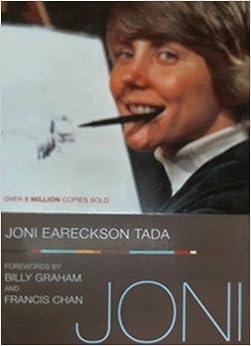 Joni eareckson tada new book