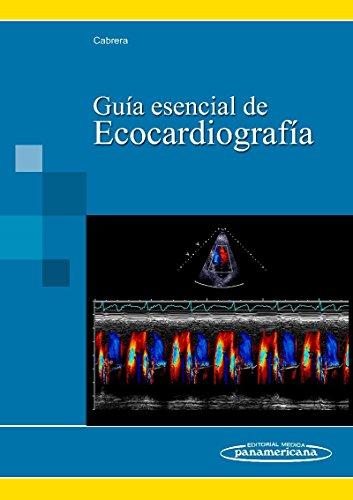Guía esencial de Ecocardigrafía